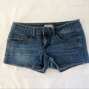 [SO] denim jean shorts juniors 9